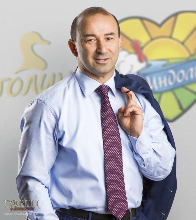 Основатель и генеральный директор агрохолдинга «Евродон» Вадим Ванеев