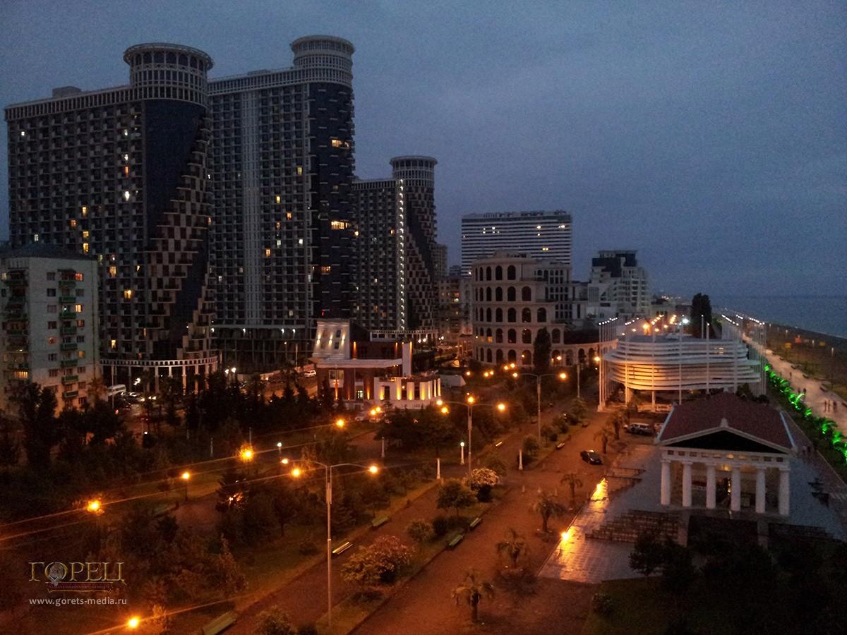 фото города батуми
