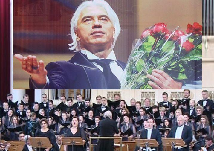 Юрий Темирканов посвятил «Реквием» памяти Дмитрия Хворостовского