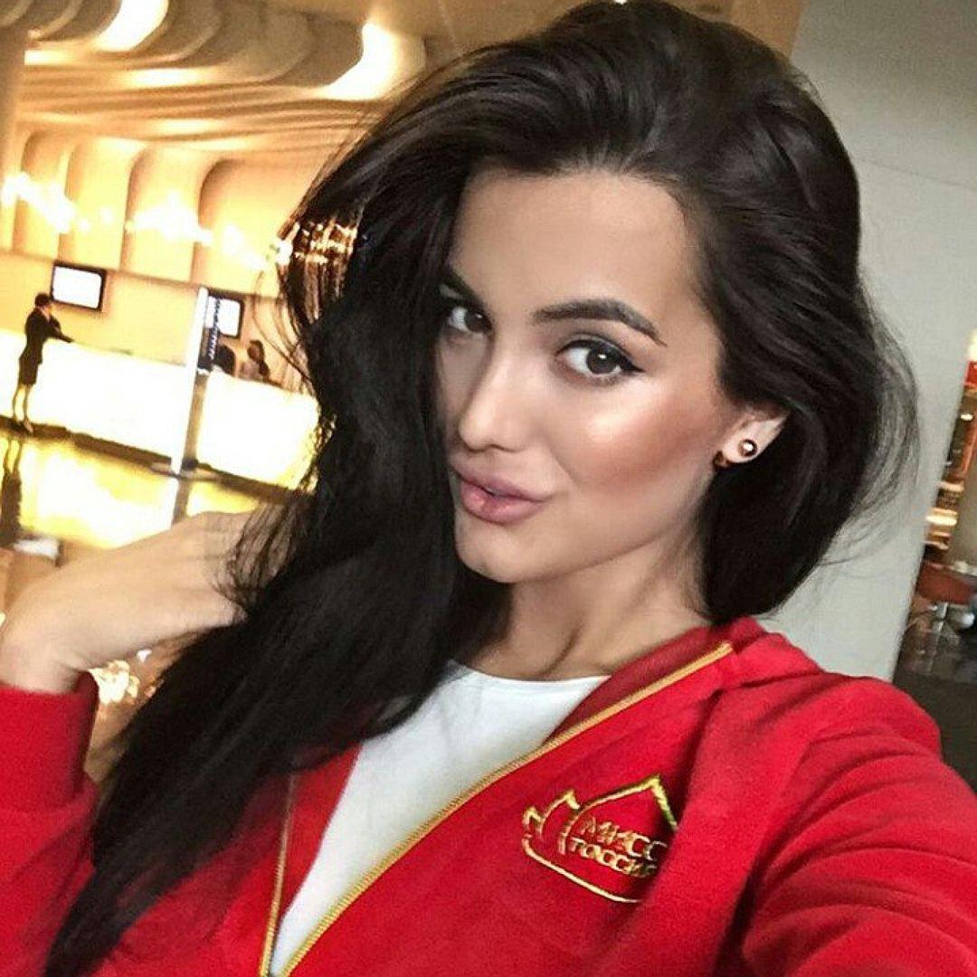 Красивые девушки дагестана в инстаграмме