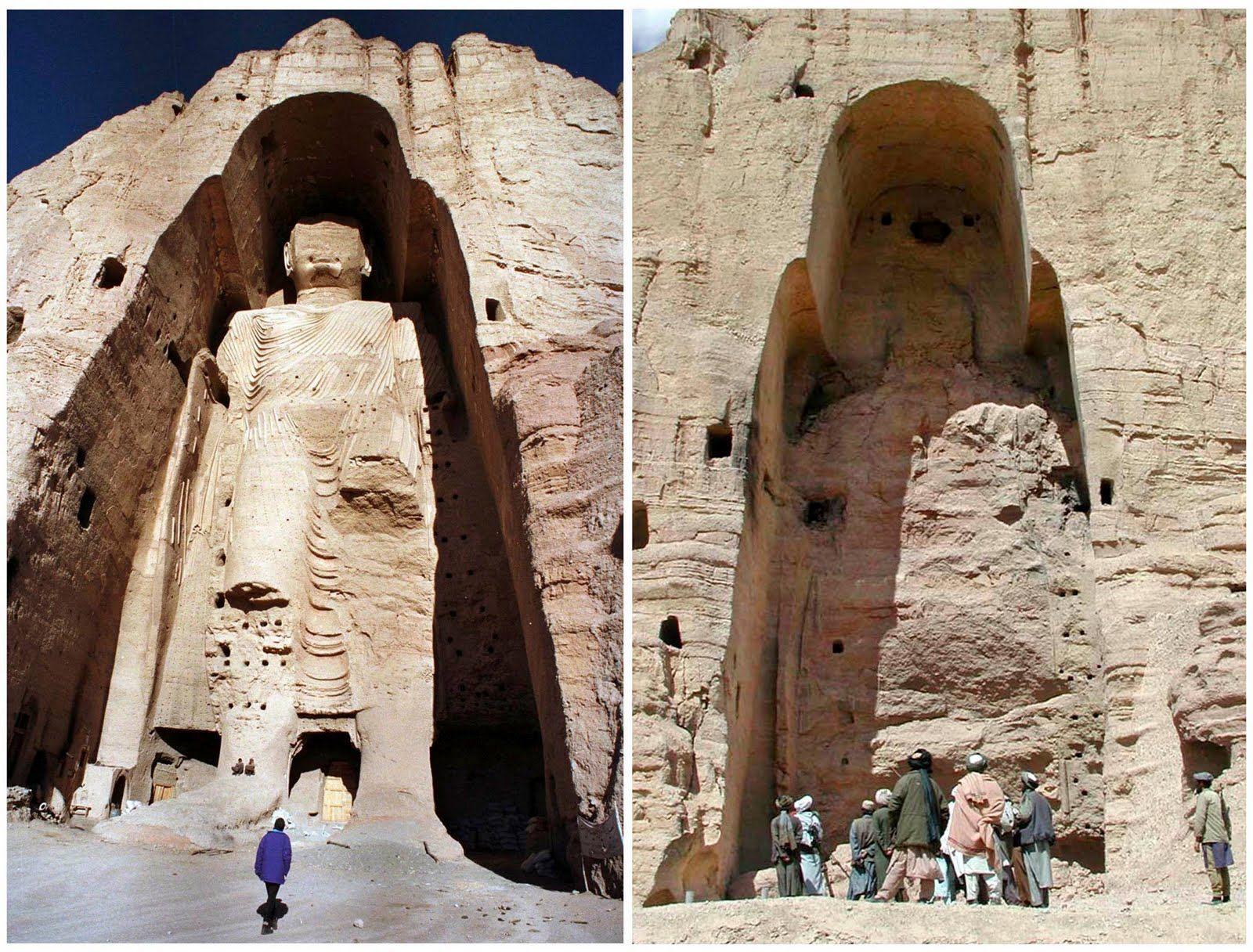 памятник будды в афганистане фото год юлианскому календарю
