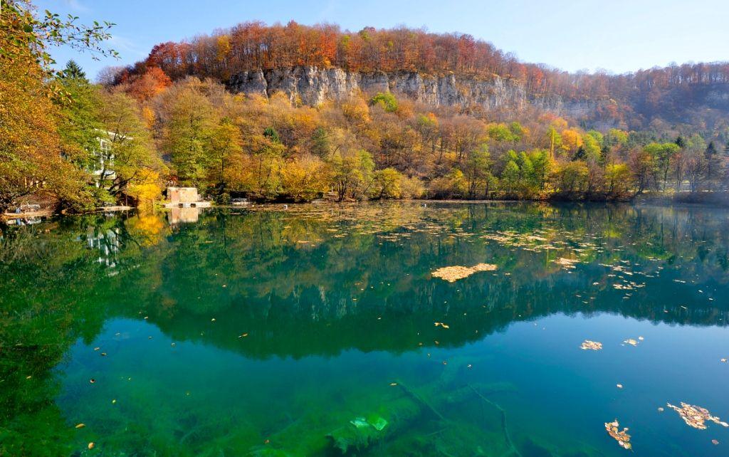 Голубое озеро в Кабардино-Балкарии оказалось глубже, чем считалось. Автор фото: Алекс Свиркин